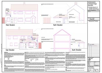 A.L.D.A. Architects house extension Templepatrick Newtownabbey Co. Antrim