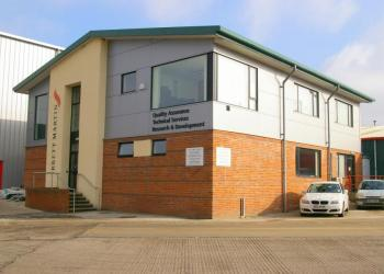 Brett Martin Offices, Mallusk, Newtownabbey, Co. Antrim.
