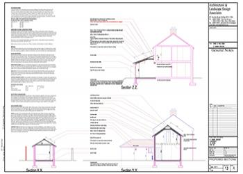 A.L.D.A. Architects house extension Ballyclare Newtownabbey Co. Antrim