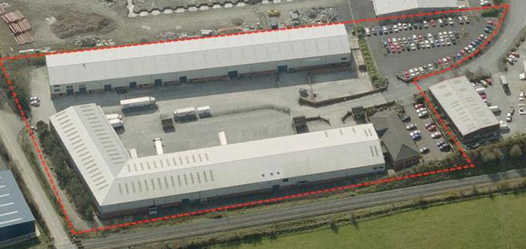 Architect designed Industrial Units, Lisburn, Co. Antrim.