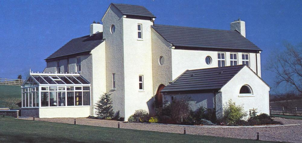 A.L.D.A. Architects Design House, Moira, County Down.